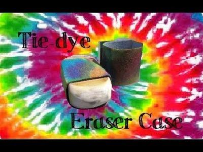 DIY: Tie-dye Eraser Case - ABCrafts