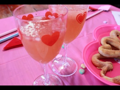 Valentine's DAY DIY Party Ideas