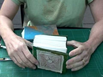 Bookbinding tutorial part 3