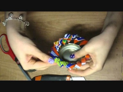 Cenicero con latas de refresco -  Ashtrays with soda cans Tutorial