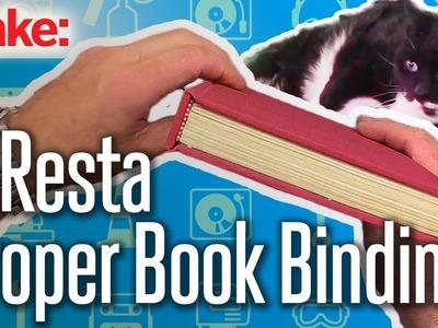 DiResta: Book Binding