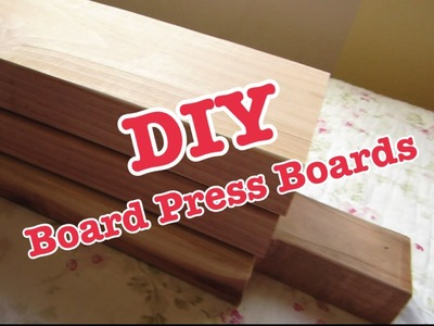 DIY Board Press Boards For Bench Press