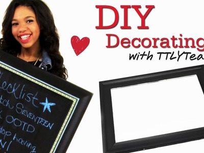DIY Decorating with TTLYTEALA #17Daily