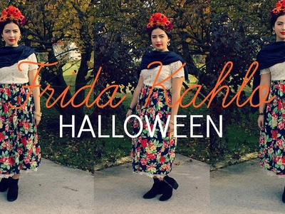 DIY Frida Kahlo Costume | PaolaKassa