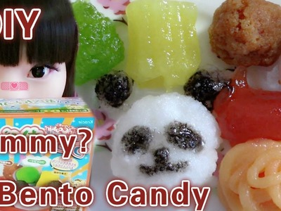 DIY Mini Candy Lunch Box - Bento Popin Cookin(Edible)
