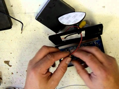 DIY Nikon D7000 Portable LCD display 3.5 inch