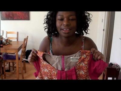 Ghana clothes haul