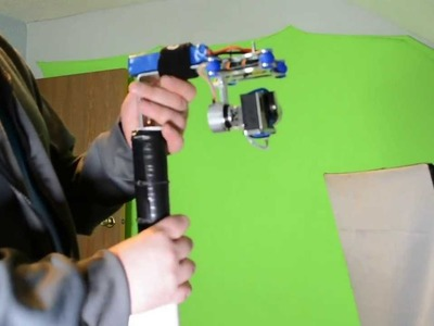 GoPro DIY Stabilizer with Gimbal