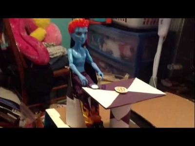 How To Make A Chair For Your Monster High Dolls