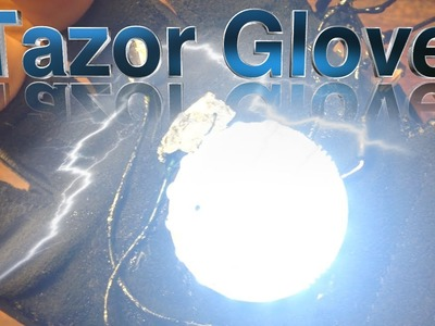 How to Make a Taser Glove