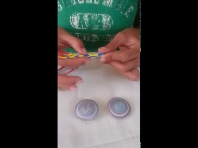 How To Roll The Saucer Bead