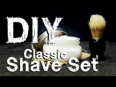 MakersKit Video Guides: Classic Shave How-to