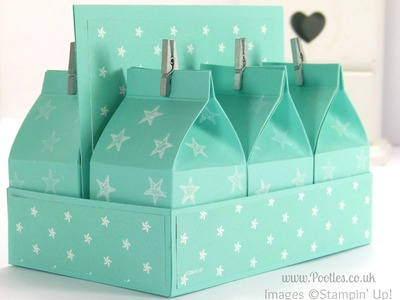 Mini Milk Carton Carrier Tutorial Part 2