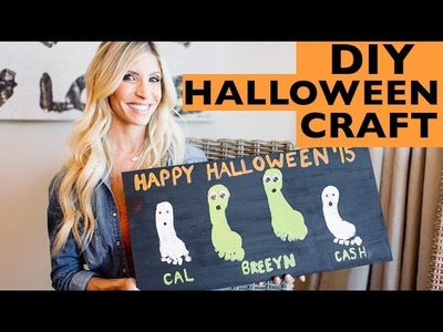 Powell Pack DIY Halloween Craft