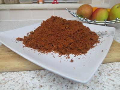 Suya Spice: How to make Nigerian Suya Spice | Suya Pepper