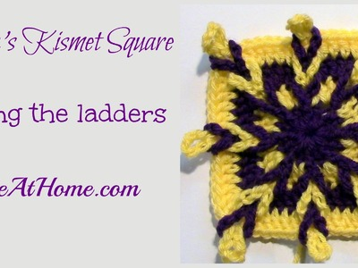 Tamara's Kismet Square, round 4 loops
