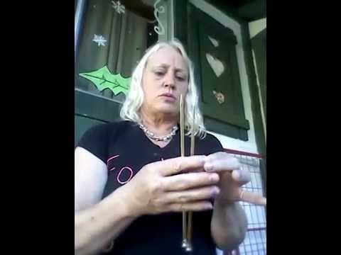 Video 1 How to make beannie, cap rim