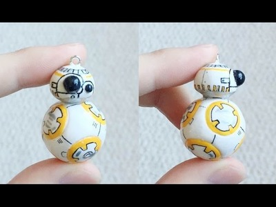 Watch me Craft (Star Wars): Sphero BB-8 Clay Charm