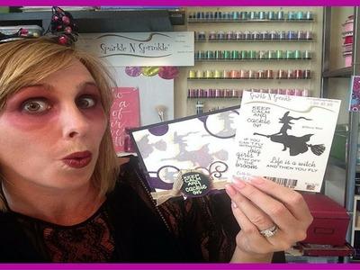 #23 Micro Glitter Paper by Demo Donna