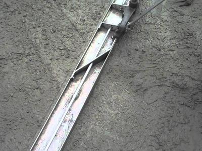 Concrete Slab How To   Part 3