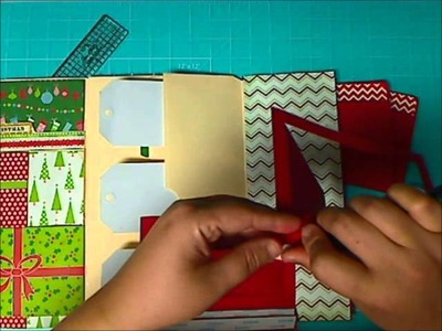 December Daily 2012 - Lapbook Part 5