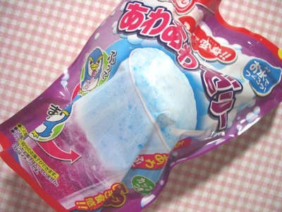 DIY Candy - Awa Awa Jelly