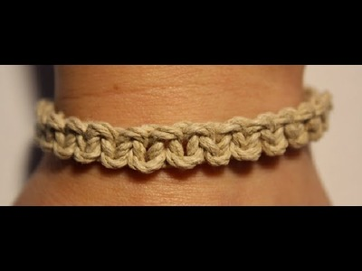 DIY Eco-Friendly Bracelet