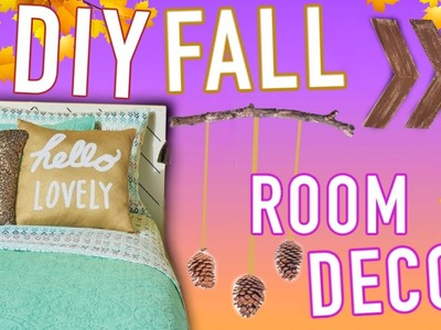 DIY Room Decor for Fall: Make your Room Cozy!