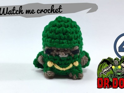 Doctor Doom - Watch me Crochet