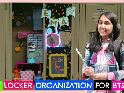 Easy DIY Locker Organization & Decor for Back to School!!!