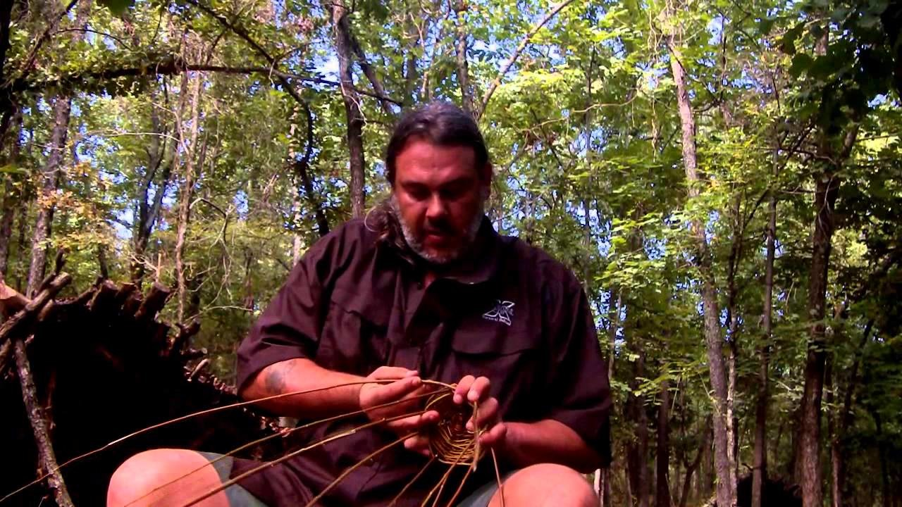 How to Make a Willow Basket Quiver