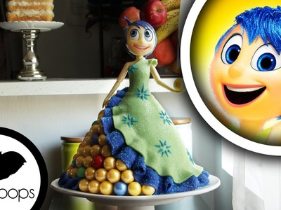 How to make Inside Out: Joy Doll Cake