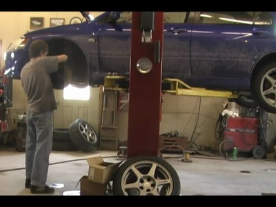 How to remove a transfer case - EVO 8 EVO 9- Boosted Films