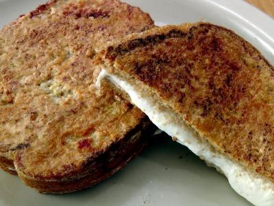 Mozzarella in Carrozza - Recipe by Laura Vitale - Laura in the Kitchen Episode 166