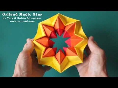 Oriland Magic Star (presentation)
