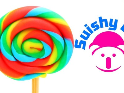 Play-doh Rainbow Lollipops Swirl Candy