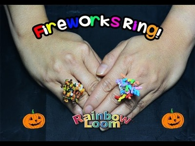 Rainbow Loom®: Fireworks Ring