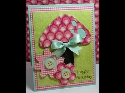 Thursday Expressions-Happy Birthday Card