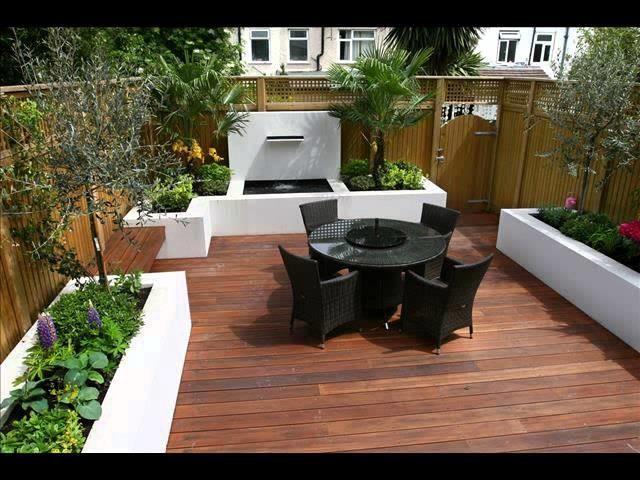 Diy Decorating Ideas For Small Garden Design - Small Garden Design Ideas
