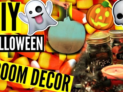 DIY Halloween Room Decor: Cheap & Easy DIY Decorations