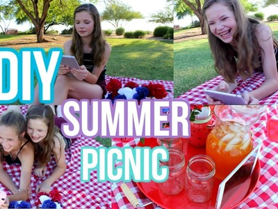 DIY Summer Picnic Party