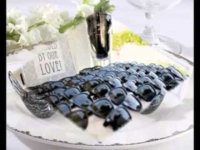 DIY Wedding souvenirs ideas
