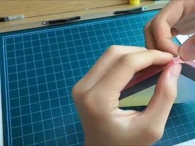 Making LG G Pad 10.1 Paper Model
