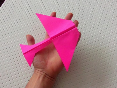 New Super Faster Origami Plane - Cool Paper Plane HD