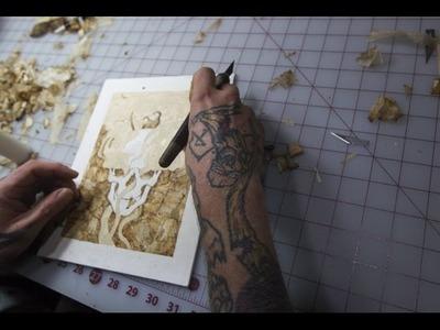 The Roach Paper Artist