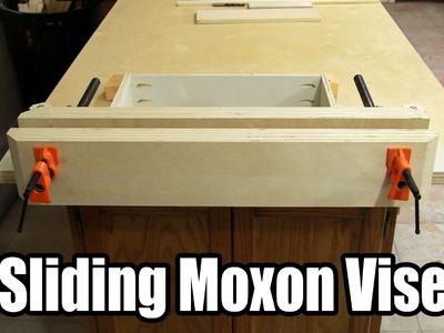 Build an Inexpensive Sliding Moxon Vise - 144