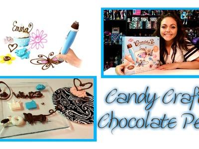 Candy Craft Chocolate Pen by SkyRocket Toys   WookieWarrior23