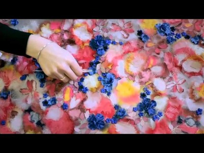 Chanel -  Savoir Faire  - Making of the Chanel Spring-Summer 2013 Haute Couture Collection