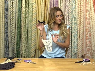 Crafty Creations: Bib Necklaces [LaurenConrad.com]