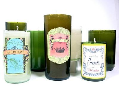 Crock pot candles